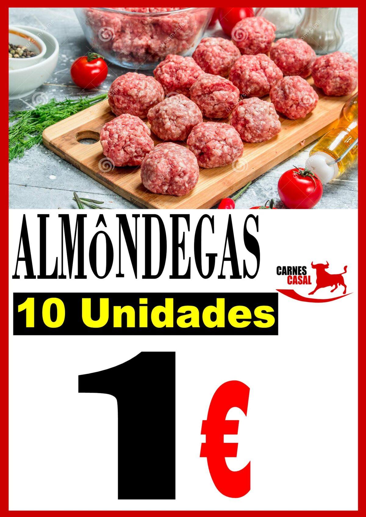 Almondegas